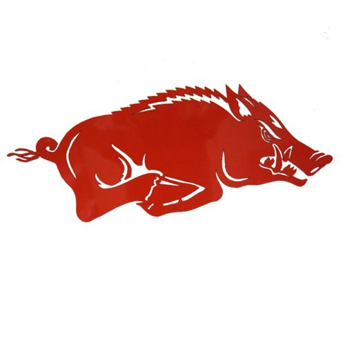 Decorate your home with a Hog wall hanging!