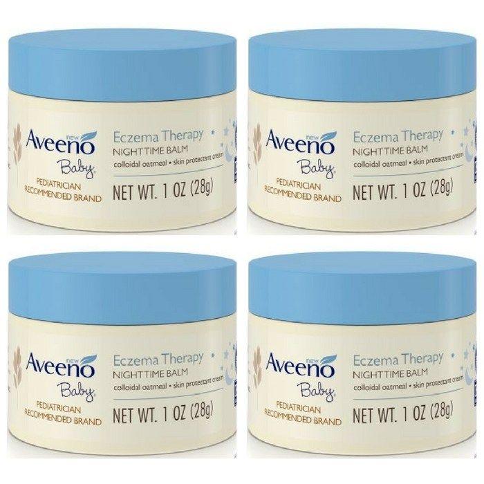 Aveeno Baby Eczema Therapy Nighttime Balm Just $0.47 At Walmart!