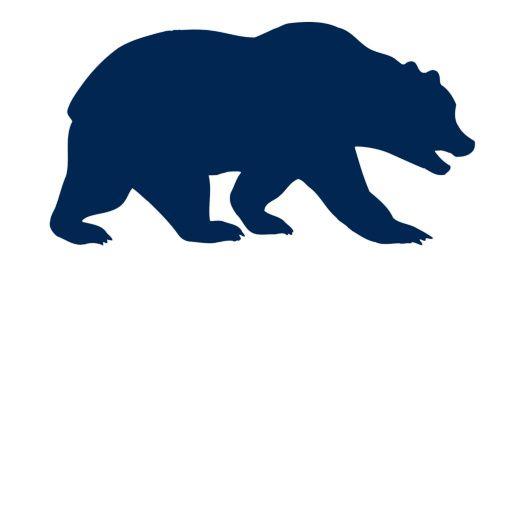 california golden bears logo design graphics pinterest bear rh pinterest ie california republic bear logo