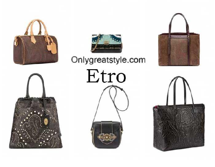9c518b43192 Etro bags fall winter 2016 2017 handbags for women | Handbags For ...