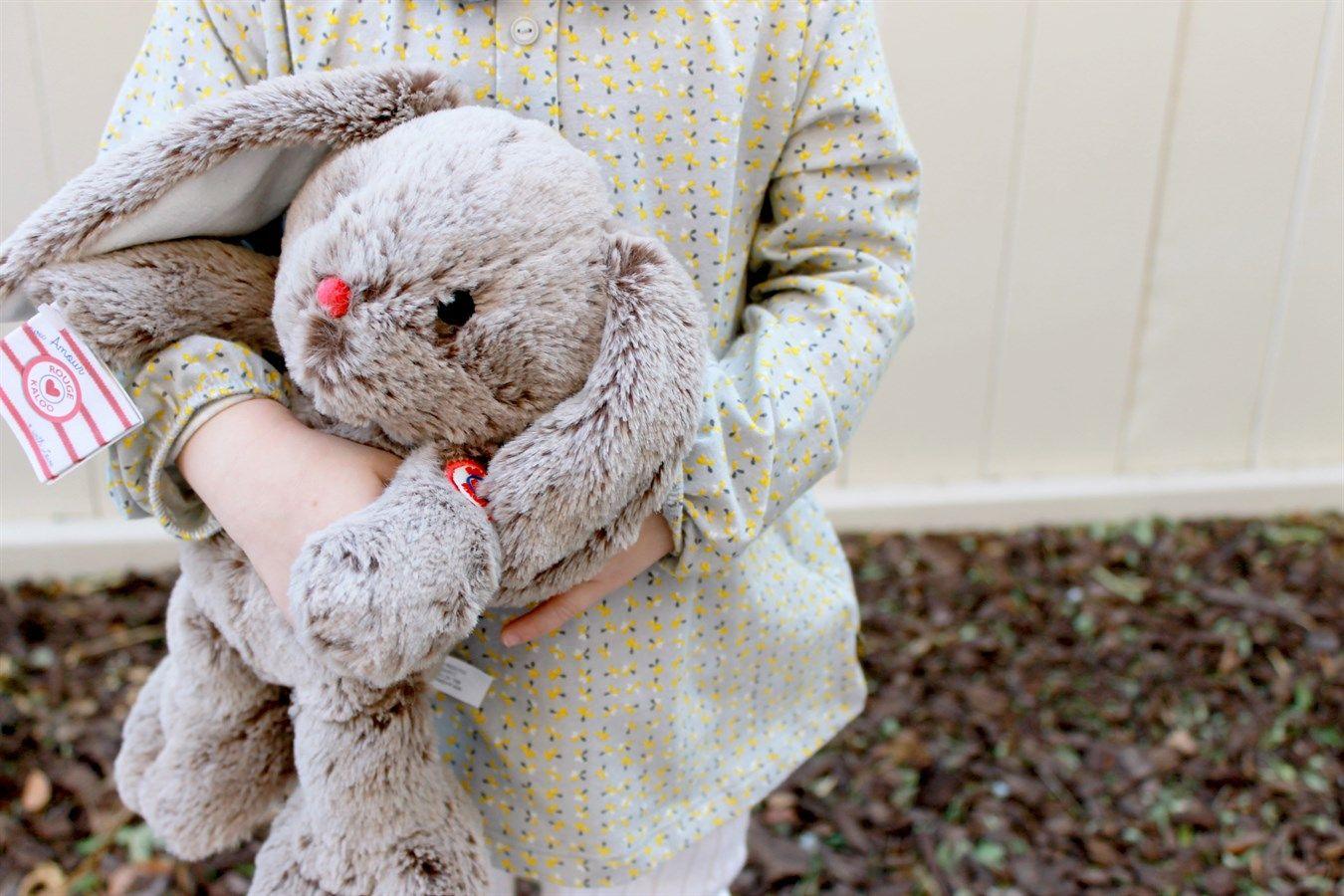 Super Soft Plush Bunny Rabbit Bunny plush, Cute plush