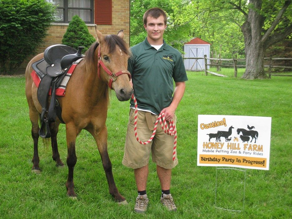 Honey Hill Farm Mobile Petting Zoo & Pony Rides Animals