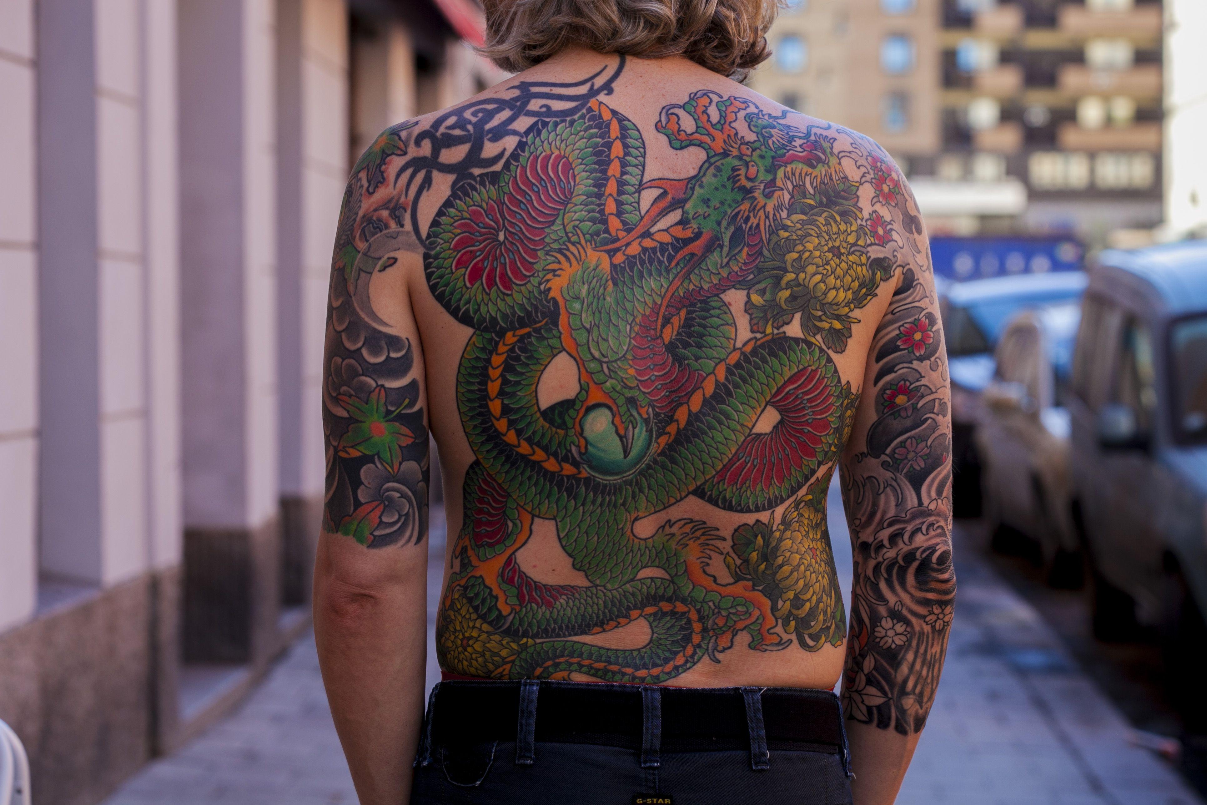 east street tattoo