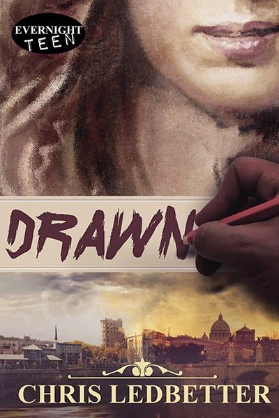 Cover Reveal & #Giveaway: Drawn by Chris Ledbetter! | Mother/Gamer/Writer