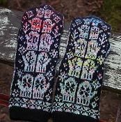 The Mittens - via @Craftsy