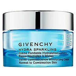 Givenchy Hydra Sparkling Velvet Luminescence Moisturizing Cream Moisturizer Cream Skin Care Moisturizer Cream For Dry Skin