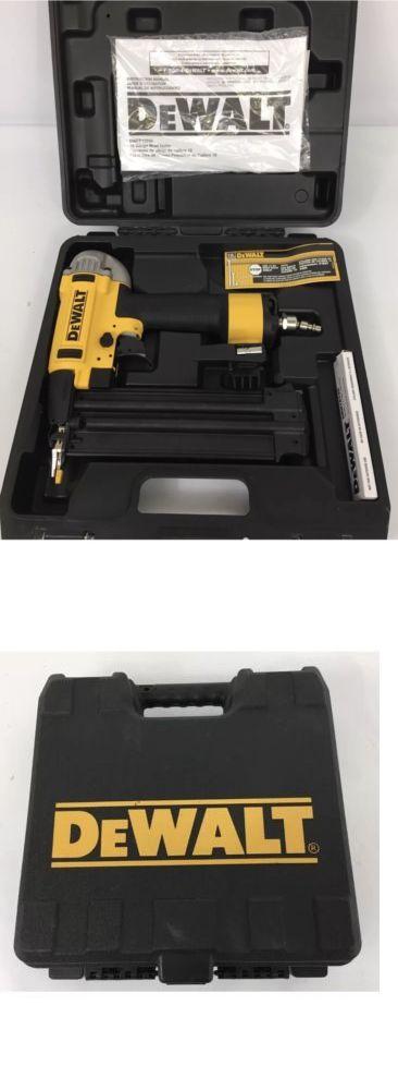 staple and brad guns dewalt precision point 18 gauge 21 8 in