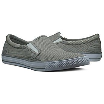 Burnetie Skid II Slip On(Women's) -White Hurry Up WfEzrKlZd