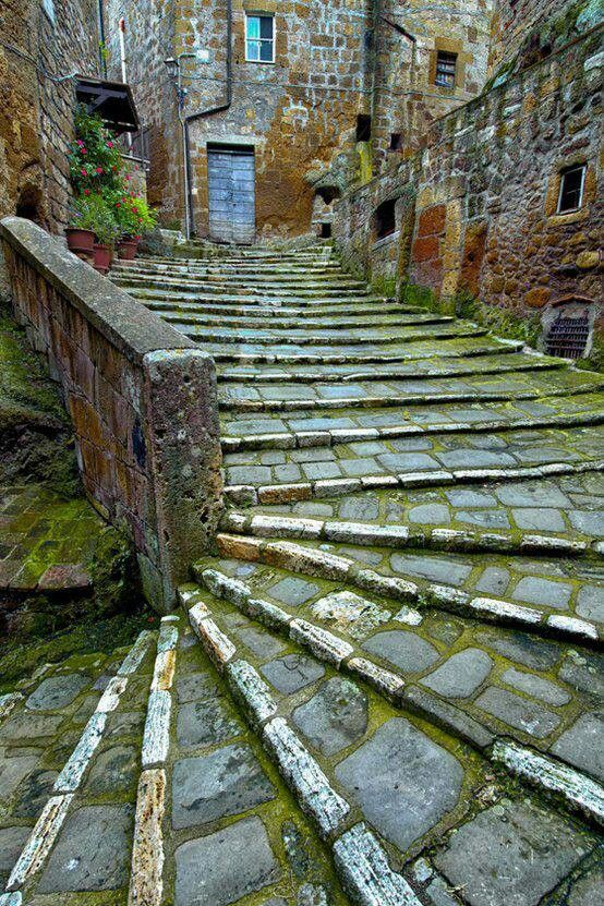 Pitigliano,Italia