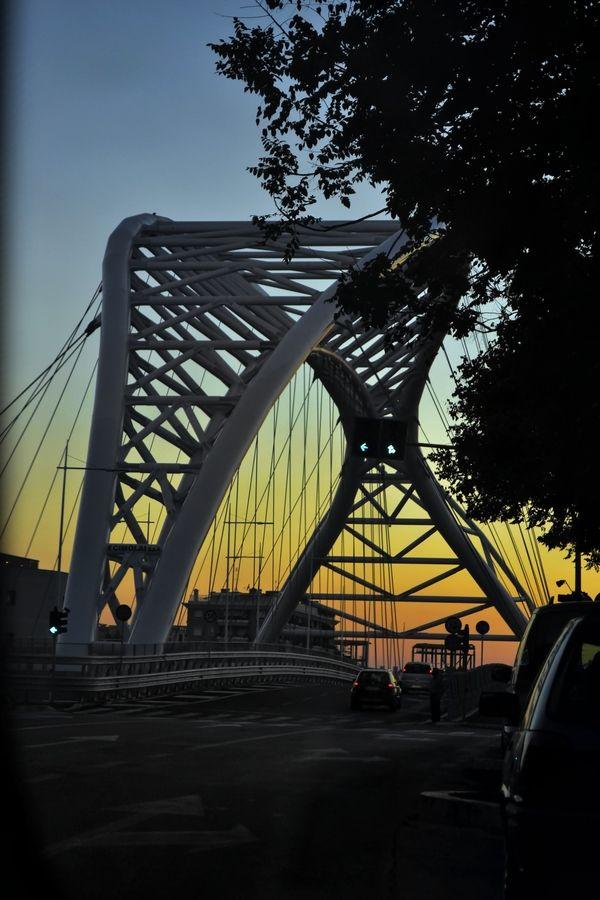 Cavalier Dupont Bridge;  photo by Ettore  Mongelli, via 500px