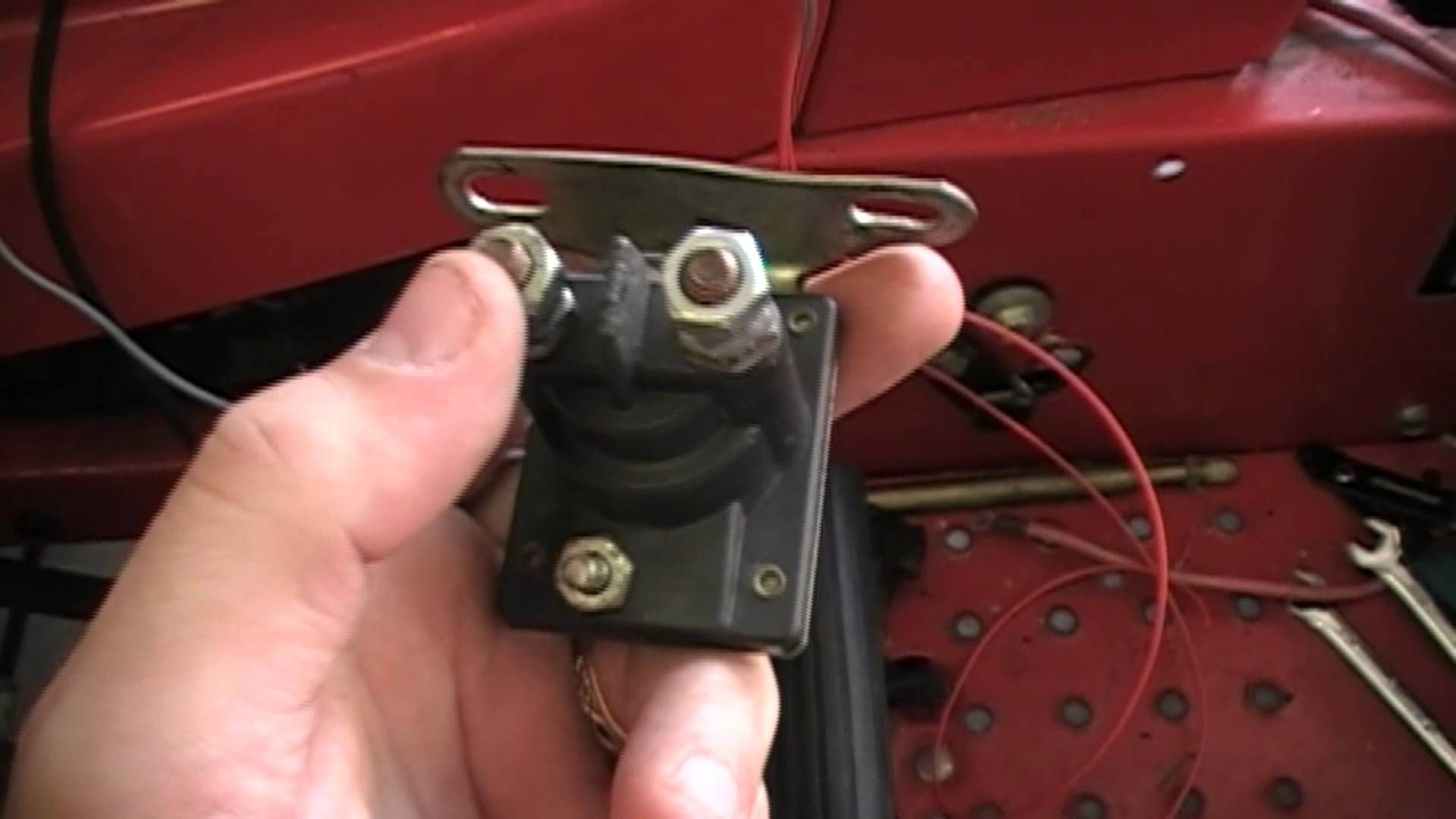 small resolution of how to rewire a riding lawn mower super easy