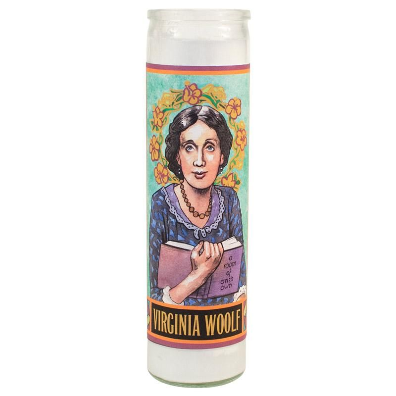 Secular Saints Cultural Icon Candle by Unemployed Philosophers MARGARET SANGER