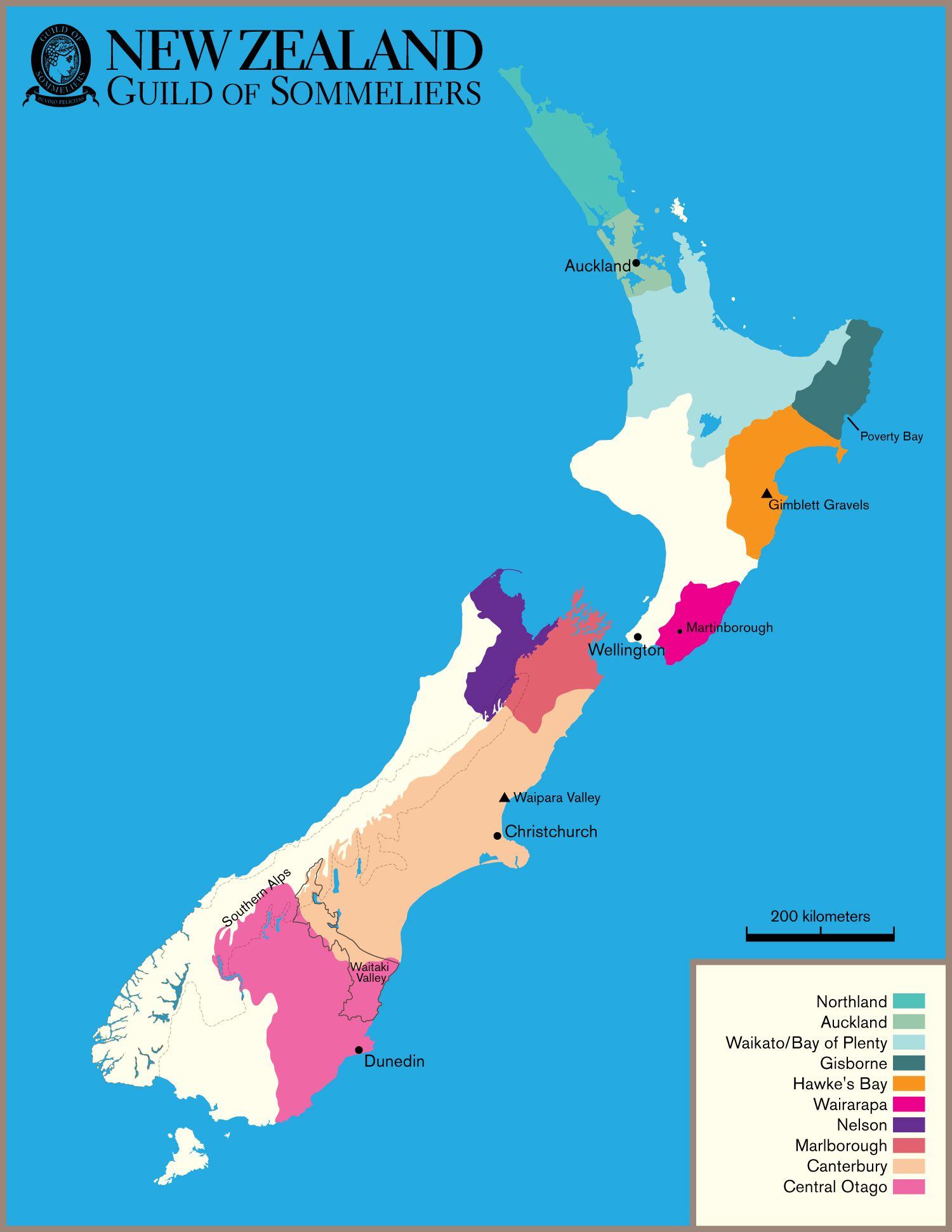Wineries In New Zealand Best Design