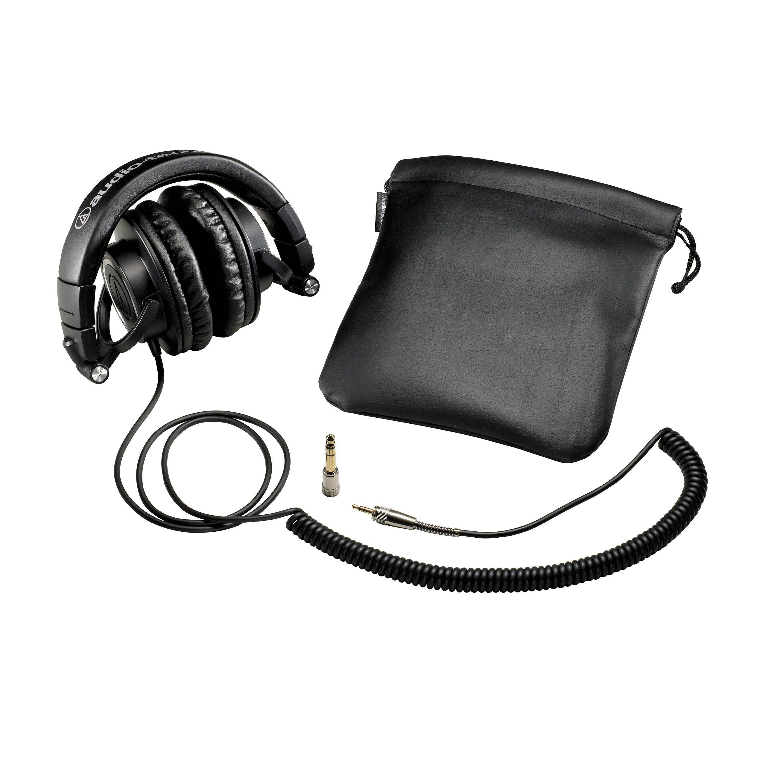 Amazon Com Audio Technica Ath M50 Professional Studio Monitor Headphones Musical Instruments Audio Technica Headphones Audio