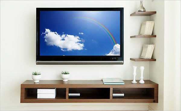 Posting Flat Screen Tvs Become Newest Amenity Nytimes