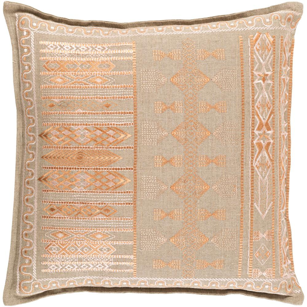 Elystan poly euro pillow tan products