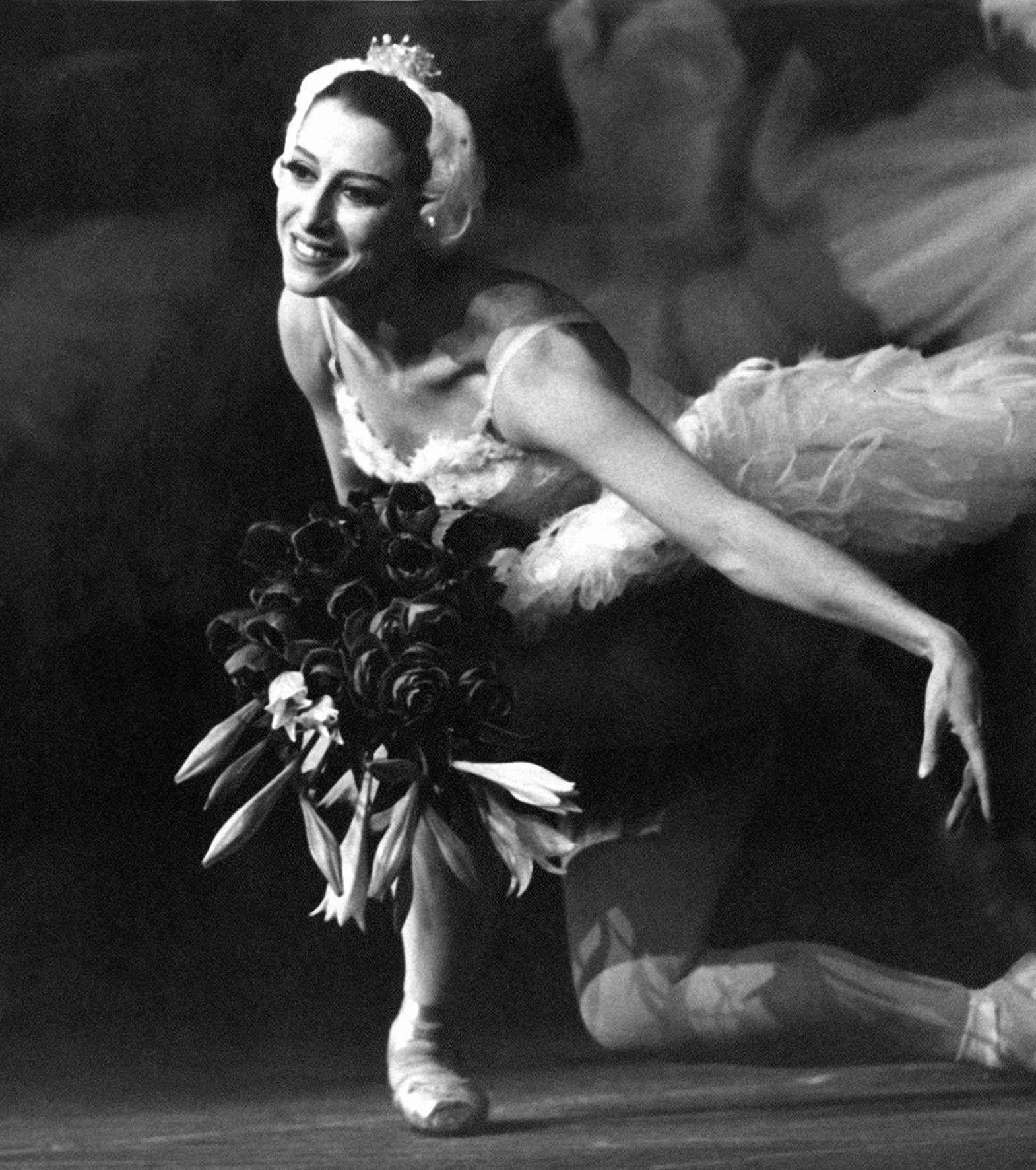 балерина французова елена михайловна фото ольга выбирает