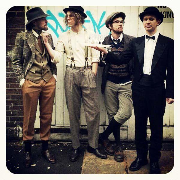 men of the flapper days 1920s dress men gatsby