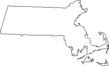 United States Ma Tattoo Coloring Pages Massachusetts Tattoo