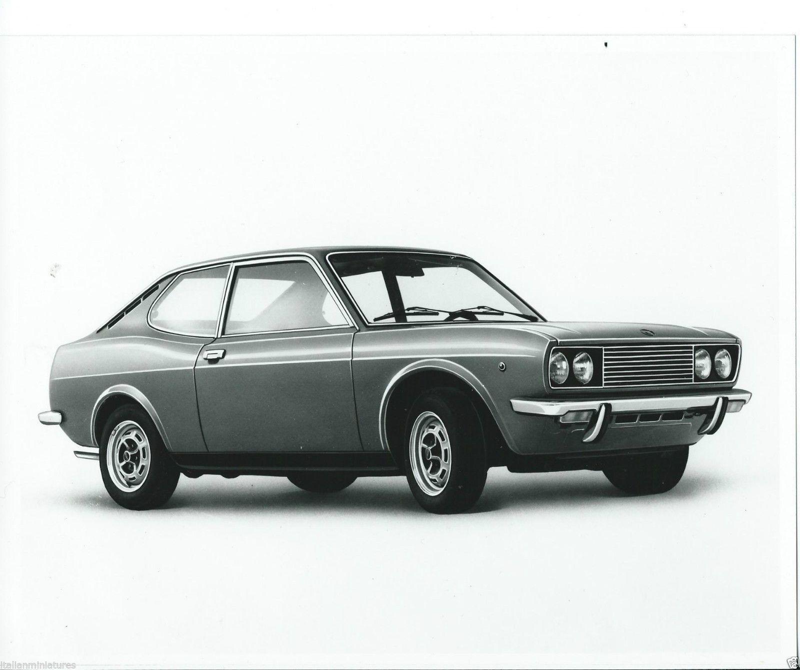 Fiat 128 Sport Coupe Sl 1971 Con Immagini Meccanico