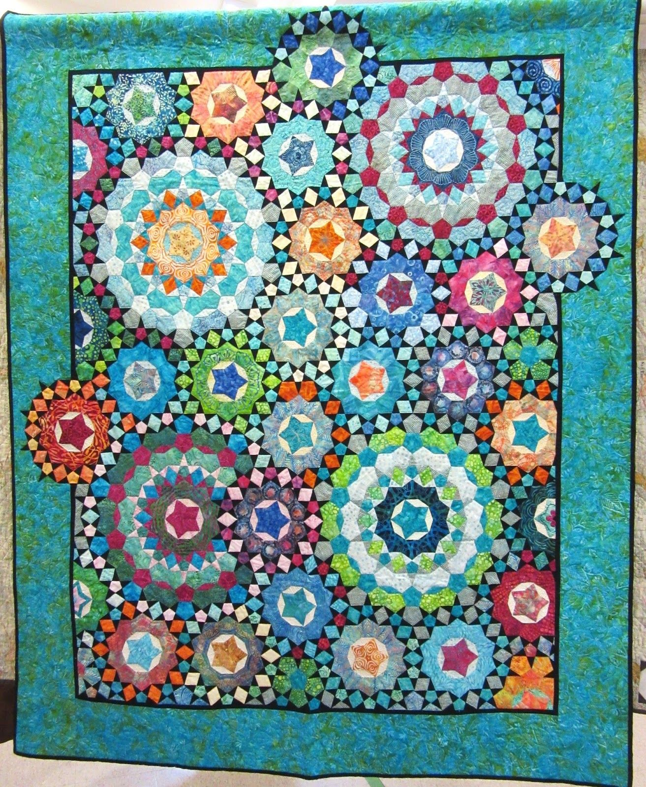 Pin By Talulah Doodlebug On Millefiore Quilts
