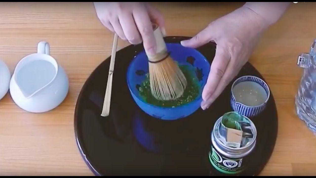 How to Make Traditional Matcha Green Tea DoMatcha