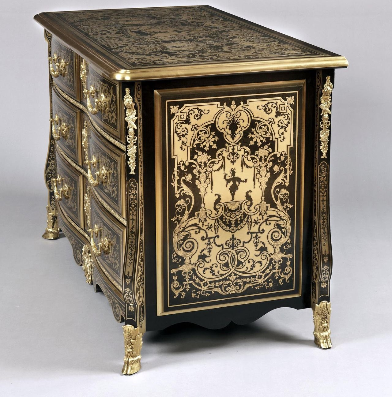 Salon Louis Xiv Meuble André Charles Boulle Louis Xiv Commode Homesandlifestylemedia