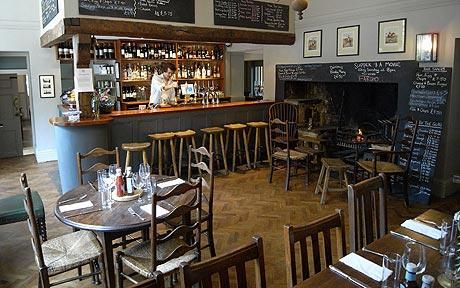 The best pubs with rooms: the traditional winter warmer | Google ...