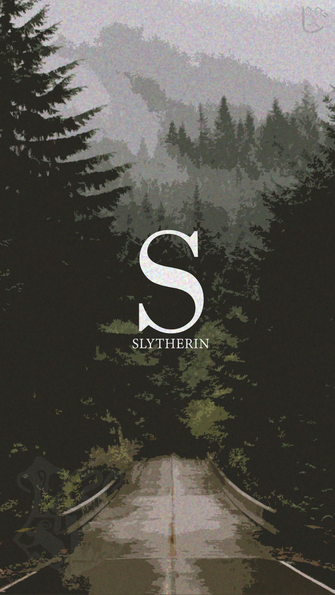 Slytherin Wallpaper Tumblr Harry Potter Kinder Hogwarts
