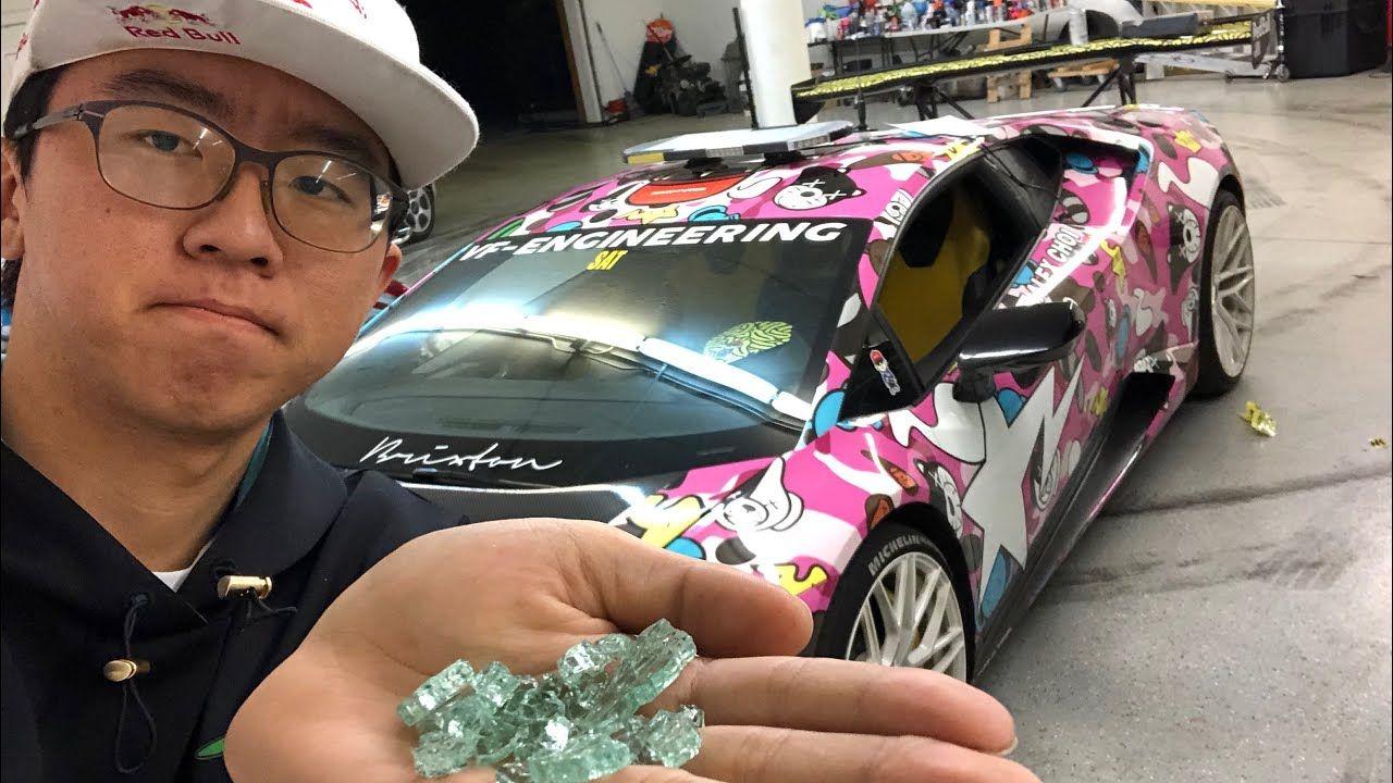 Thief Smashed My Lamborghini Stole Everyting Emotional Alex Choi
