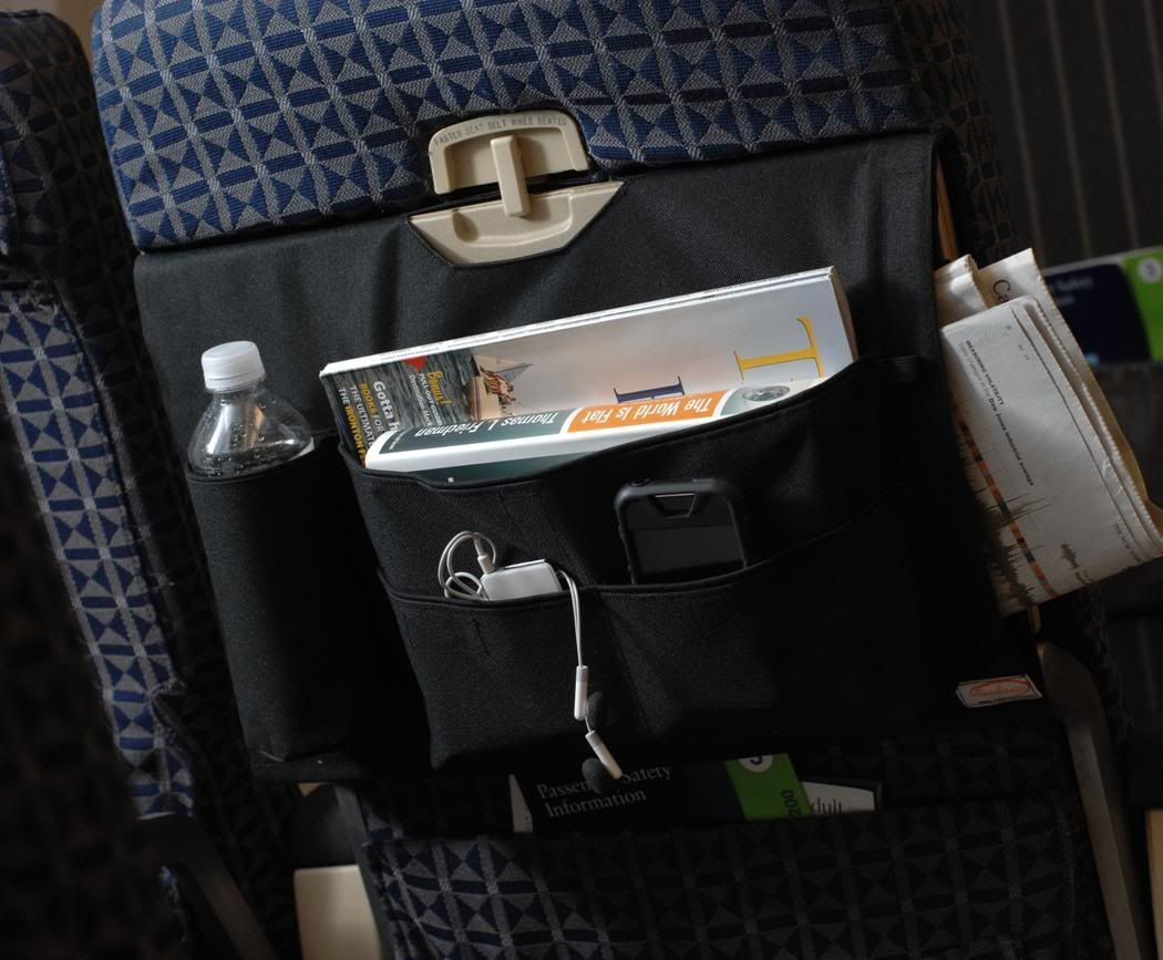 Kidslinked In Flight Organizer