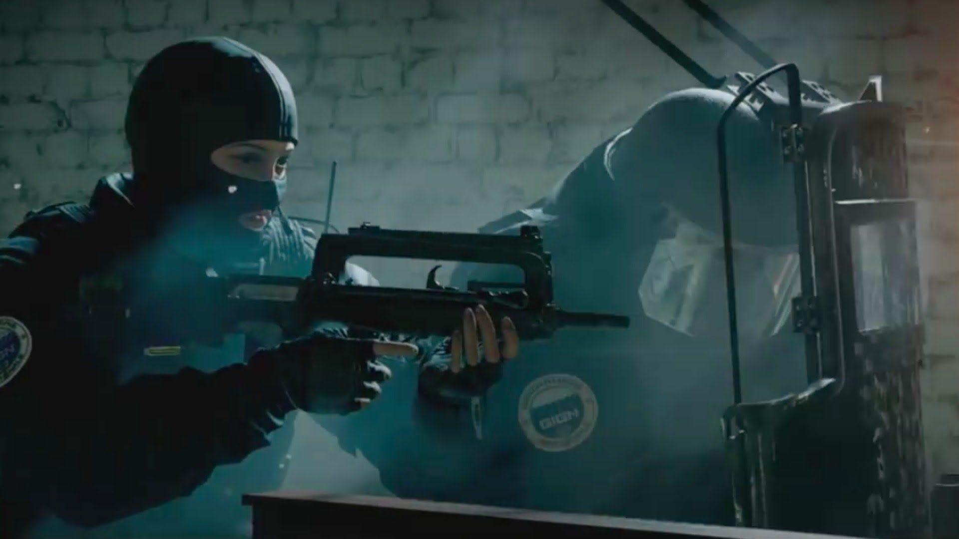 Tom Clancy S Rainbow Six Siege The Breach Launch Trailer Tom Clancy S Rainbow Six Tom Clancy Video Game Reviews