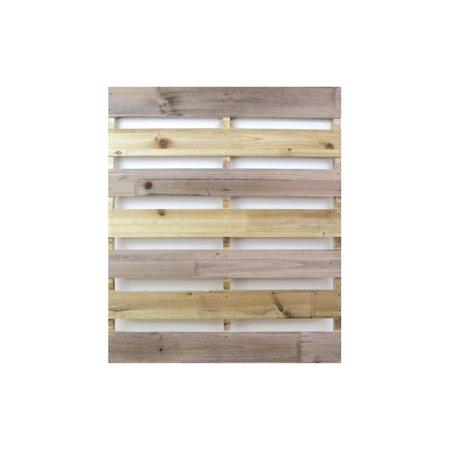Sierra Pacific Crafts Wood Pallet Mini Brown 19 75 X 23 63 Walmart Com Wood Pallets Home Decor Signs Wood
