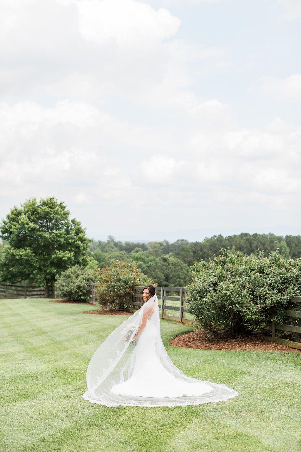 A Modern Walnut Hill Farm Georgia Wedding   Georgia ...