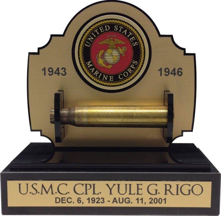 da732acd74 21 GUN SALUTE GUN SHELL CASING DISPLAY | Great ideas | 21 gun salute ...