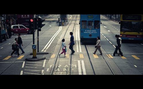 Cross road.