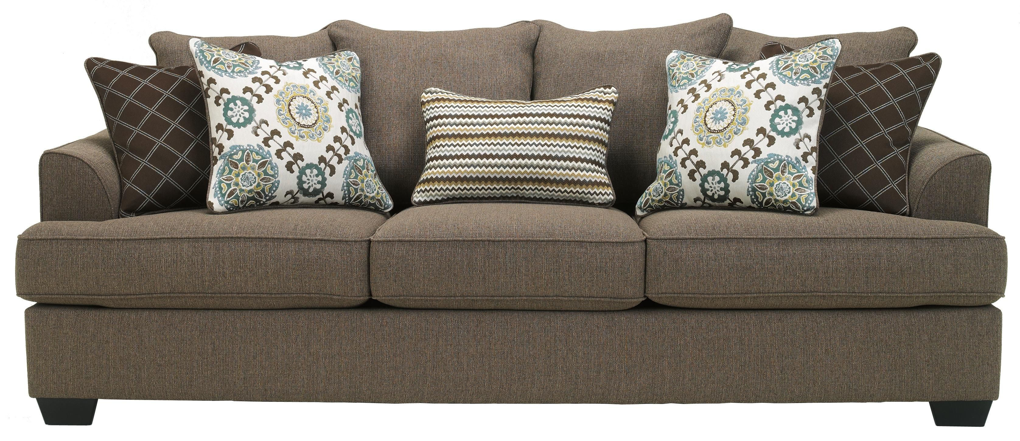 Corley Slate Sofa by Ashley Furniture Living Room