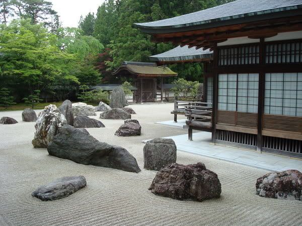 The Beauty and Order of Japanese Rock Gardens