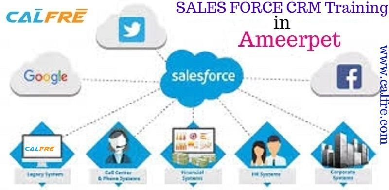 Know The Best Institutes In Ameerpet For Salesforce Crm Training By Using Calfre Website Salesforce Crm Is The Main Business Clo Salesforce Crm Salesforce Crm