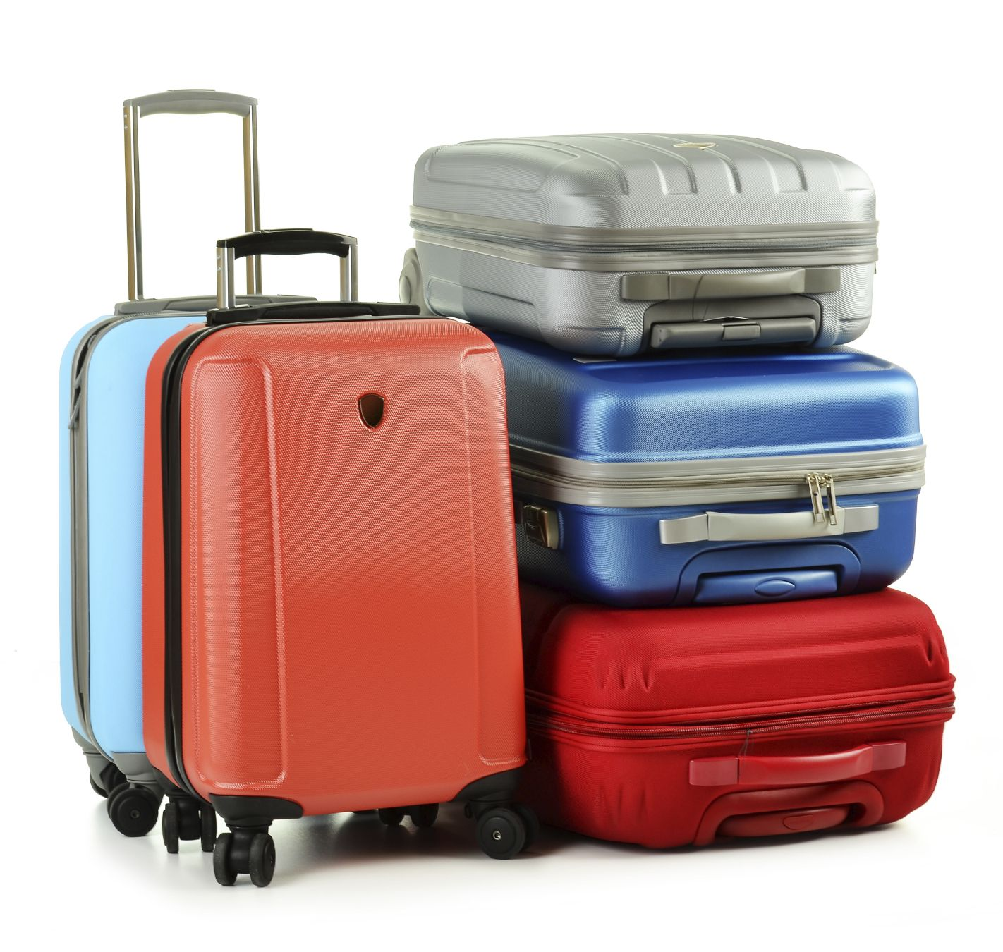 Suitcase (noun):a large case with a handle, used for carrying ...