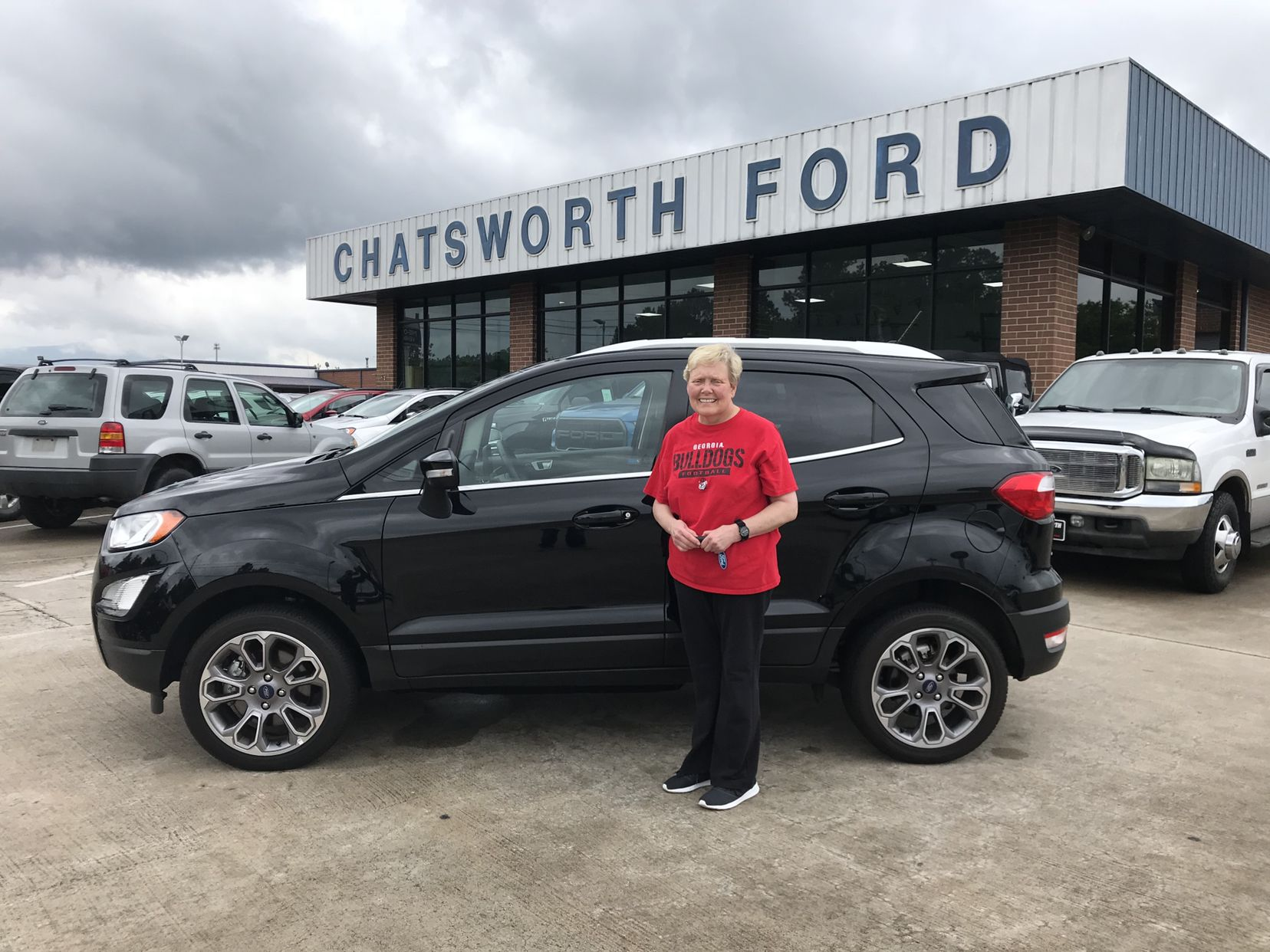 Congratulations Dianne Davis Of Chatsworth Ga On Your New 2018