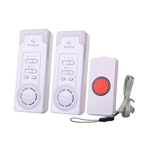 Home Patient Call Alert Pager Alarm Massage Saebye Dual Secure - patient note