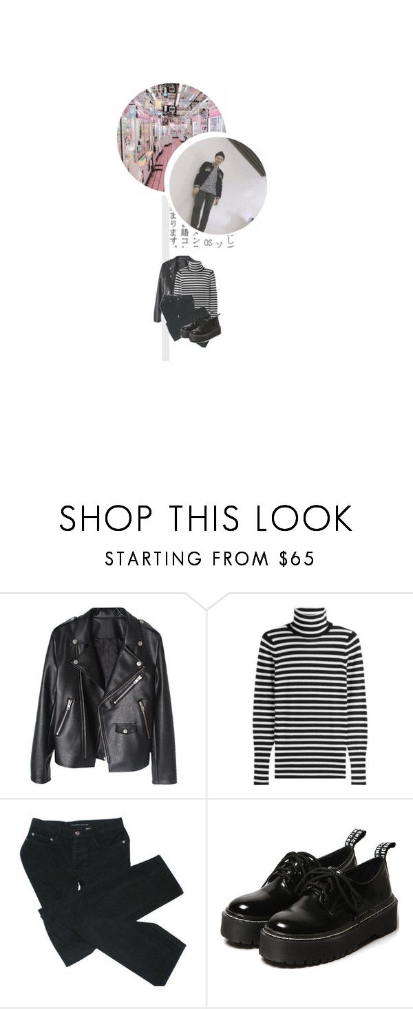 """""""Moonsoo    Arcade"""" by kyubeas ❤ liked on Polyvore featuring Steffen Schraut and Marc by Marc Jacobs"""