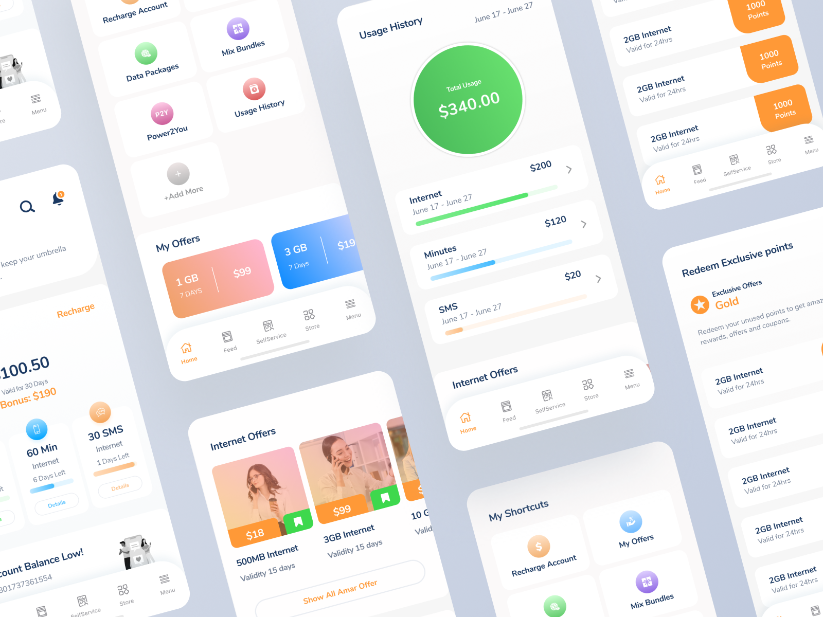 Mobile App Design Concept In 2020 Mobile App Design App Design Mobile App