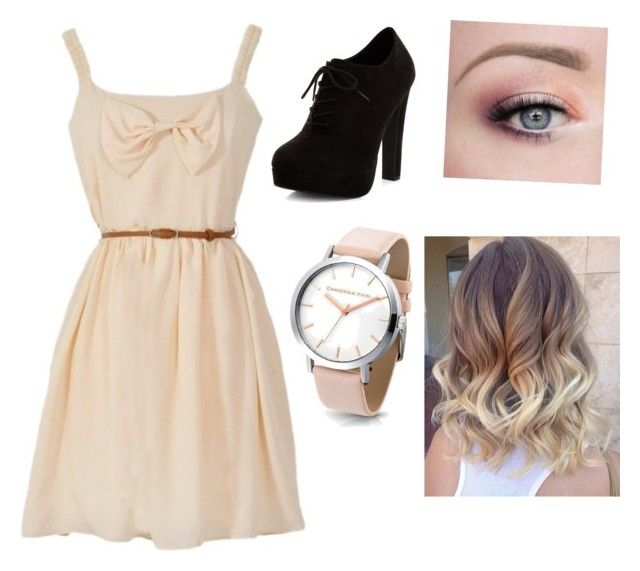 """""""Untitled #43"""" by shiyfashionista on Polyvore featuring New Look"""