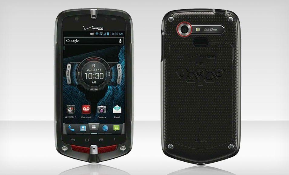 179 99 For A Casio G Zone Commando Phone For Verizon Refurbished