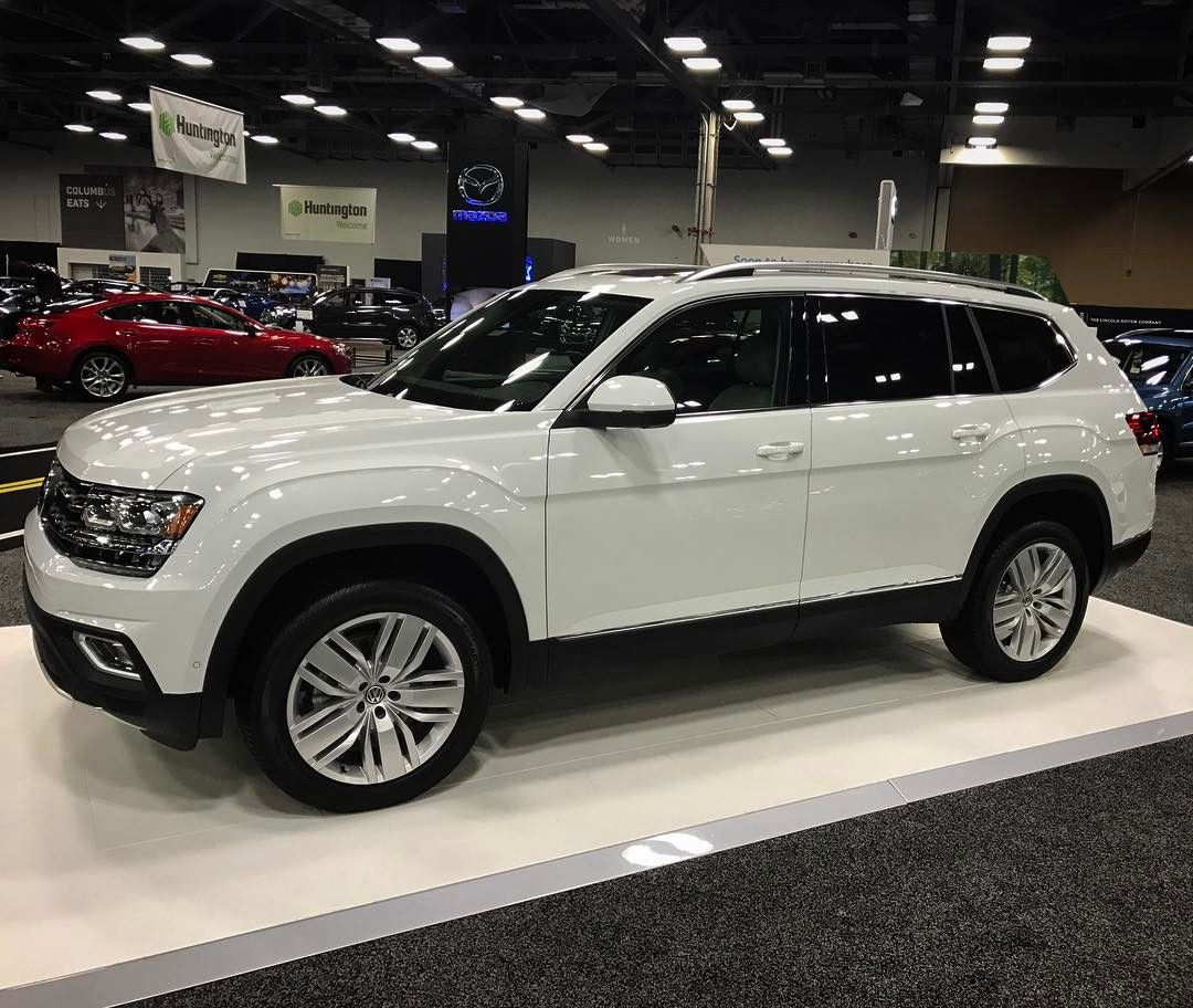 The 7 Passenger Volkswagen Atlas Starting At 33500 Expected To Arrive This Summer Best Suv Suv Comparison Compact Suv