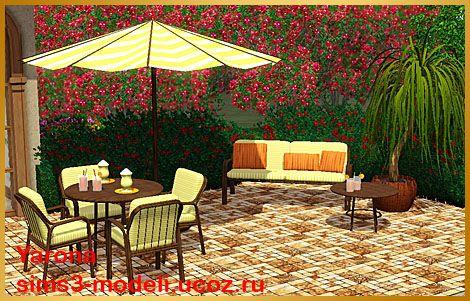 Объекты для Sims 3 от Yarona - Страница 2 - Форум - The Sims Models