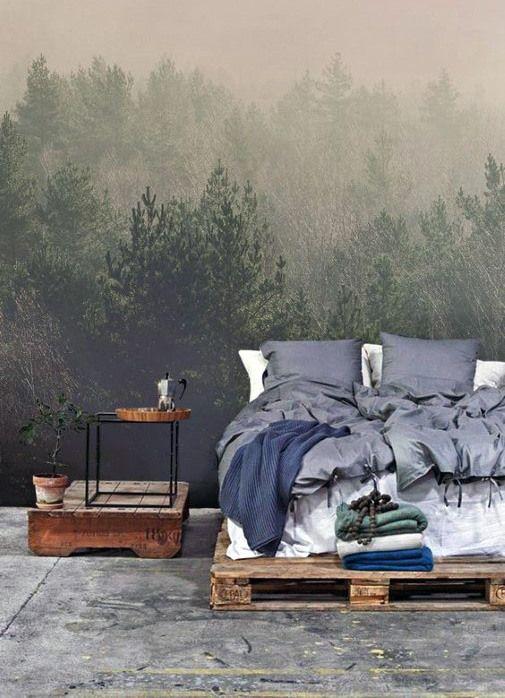 Cool Room Designs For Guys: 80 Bachelor Pad Men's Bedroom Ideas