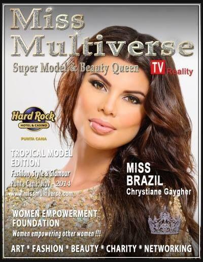 Miss Multiverse Brazil Paulcobophotography